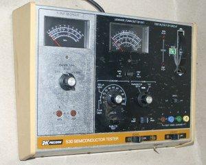 B+K Precision Semiconductor Tester Model 530 Dynascan Corporation