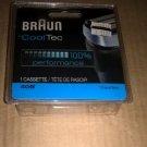 New Mens Braun 40B Replacement Foil & Cutter Head Cassette Cool Tech Shavers