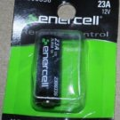 (1) RadioShack Enercell 23A Lighter/Remote Battery #2300336 3LR50 23A A23BP AG23