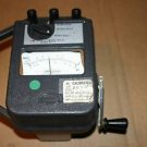 Biddle 21159 Major Megger Insulation Tester untested as-is