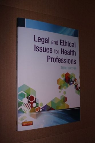 NEW Legal and Ethical Issues for Health Professions by Jeanne McTeigue Paperback