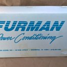 NEW Furman AR-1215 Standard Level Voltage Regulator Power Conditioner 120V