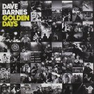 NEW* Golden Days by Dave Barnes (CD, 2013, 50 Year Plan Records) SEALED