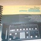 JC 510/520Chamber Controller/Setpoint programmer Operating/Maintenance Manual