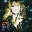 Saxuality by Candy Dulfer (CD, 1991, Sony Music Distribution (USA)) Brand New