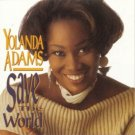 Save the World - Yolanda Adams Compact Disc NEW SEALED