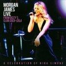 JAMES,MORGAN-MORGAN JAMES LIVE CD NEW
