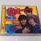 The Monkees - Greatest Hits [Rhino] (CD, Oct-1995) Original classics 08122721902