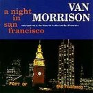 A Night in San Francisco by Van Morrison CD,1994, 2 Discs, Polydor) RARE SEALED