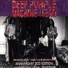 Machine Head [25th Anniversary Edition] by Deep Purple Rock CD,1998 (RMST) (DLX)
