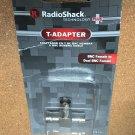 RadioShack BNC Female  T-Adapter 278-111 2780111