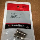 Radioshack UG-175/U to PL-259 UHF Type Reducers for RG-58 Coax Cable 278-0206
