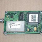 Motorola Oncore GT+ Precision Timing GPS Module +Mounts R1121N1145 R1121N1144