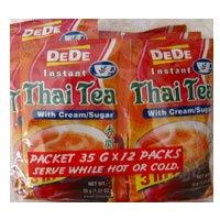 Thai Tea Powder Ready Mixed