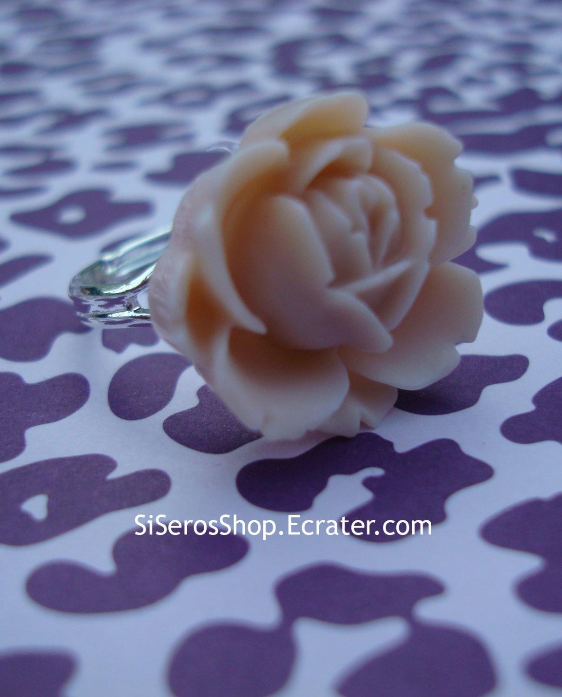 NUDE Rose Ring