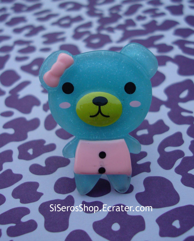Summer Dress BLUE Teddy