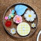Garden Bouquet Push Pin Set