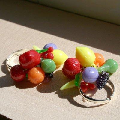 Fruit Cocktail Ring