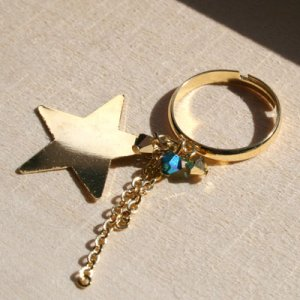 Shooting Star Ring