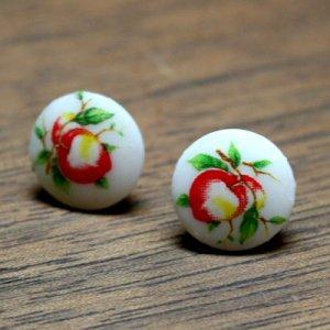 Peachy Earrings