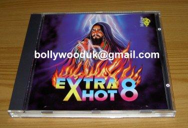 ***Extra Hot 8*** Bhangra Remix CD - 1993 Multitone