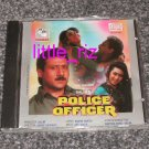 **POLICE OFFICER** 1992 Jackie Shroff Anu Malik Bollywood/Indian Soundtrack CD