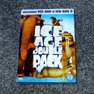 Ice Age 1 and 2 DVDs - Region 2 - The Meltdown
