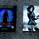 Underworld and Underworld Evolution DVDs - Region 2