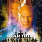 Star Trek 8 First Contact DVD ~ Patrick Stewart, Jonathan Frakes, Brent Spiner