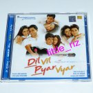 **DIL VIL PYAR VYAR** Bollywood/Indian Soundtrack CD - 2 CD Set - R.D. Burman
