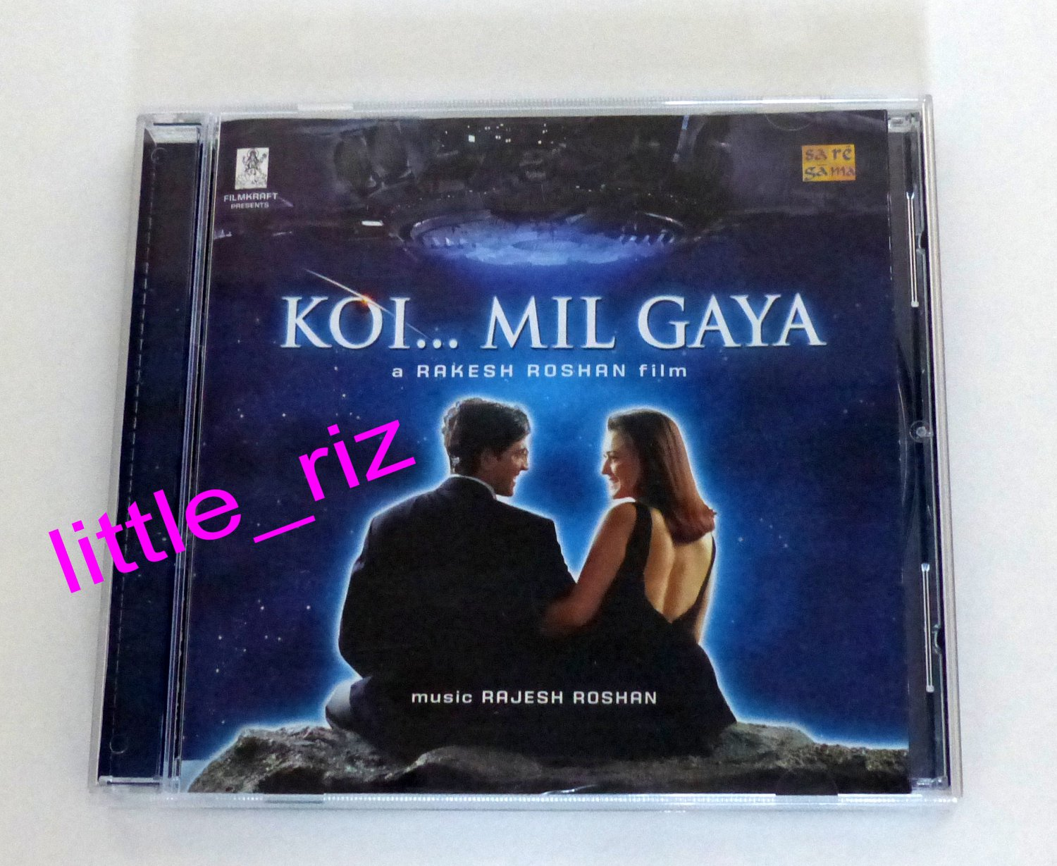 **Koi Mil Gaya** Bollywood/Indian Soundtrack CD - Hrithik ...
