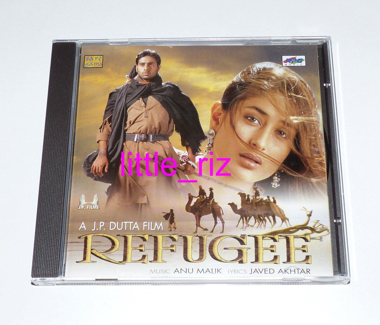 **REFUGEE** Bollywood/Indian Soundtrack CD Abhishek Bachchan Kareena Kapoor