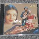 **Sanam Tere Hain Hum** Bollywood/Indian Soundtrack CD Aishwarya Rai