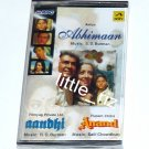 Abhimaan (1973) / Aandhi (1975) / Anand (1971) – Bollywood Indian Cassette Tape R.D. Burman