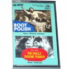 Boot Polish (1954) / Ab Dilli Door Nahin (1957) – Bollywood Indian Cassette Tape
