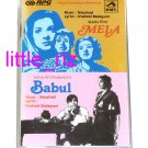 Mela (1948) / Babul (1950) – Bollywood Indian Cassette Tape - Naushad