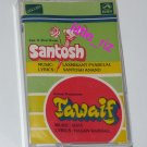 Santosh / Tawaif (1984 films) - Bollywood Indian Cassette Tape Laxmikant Pyarelal, Ravi
