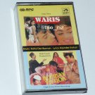 Waris (1969) / Bombay To Goa (1972) - Bollywood Indian Cassette Tape - R.D. Burman