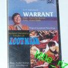 Warrant (1975) / Lootmaar (1980) – Bollywood Indian Cassette Tape - R.D. Burman, Rajesh Roshan