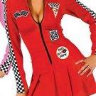 Racy Racer Costume