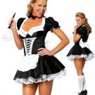 Gorgeous French Maid