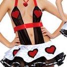 Sweety Princess of Hearts Costume