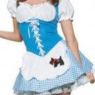 Dairy Farmer Girl Costume