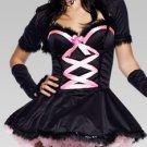 Lovely Kitten Maid Costume