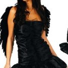 Naughty Dark Angel Costume