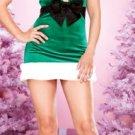Sweet Sexy Christmas Garter Set