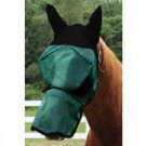 Fly Free Riding Fly Horse Mask w/ Ears & Removable Nose