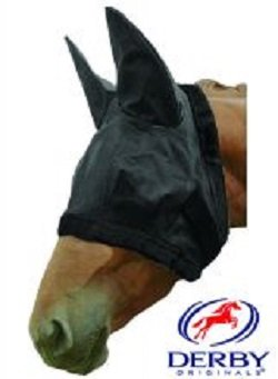 Fly Horse Mask with Ears for Equine Fly Control