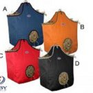 Nylon Horse Hay Bag with Dee Ring