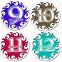 SIMPLICITY Infant Onesie Stickers tshirt sticker baby shower gift